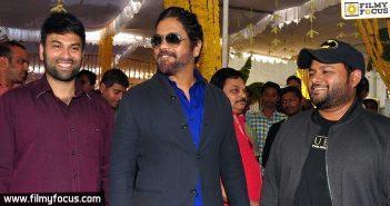 Akkineni Nagarjuna, Raju Gari Gadhi 2 Movie, Anchor Omkar, Raju Gari Gadhi Movie,