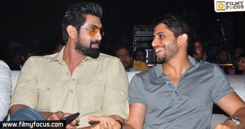rana ,naga chaitanya,samantha, Bahubali, Sahasam Swasaga Sagipo Movie, suresh productions
