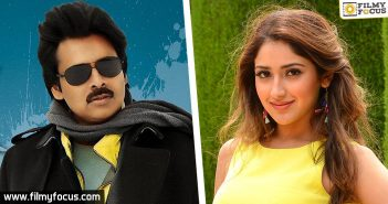 Sayyeshaa, pawan kalyan, Katamarayudu Movie, trivikram, Director Dolly,