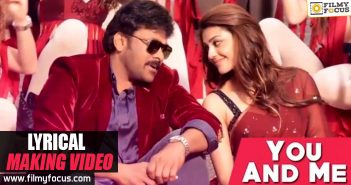 You & Me Full Song, Khaidi No 150 Movie, Chiranjeevi, Kajal, DSP, Devi Sri Prasad