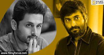 Director Hanu Raghavapudi, nithiin, 14 reels, trivikram,a aa movie