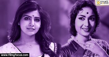 samantha,naga chaitanya,savitri, Actress Savitri Biopic, naga ashwin,