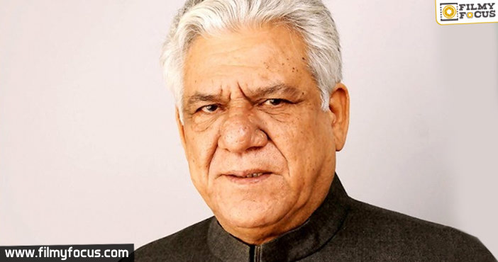 om puri,actor om puri,bollywood actor om puri
