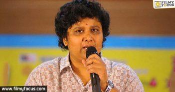 Nandini Reddy, Nandini Reddy Movies, Vijaya Nirmala, Sudha Kongara,