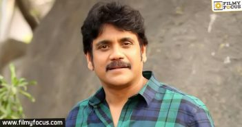 Akkineni Nagarjuna, Dil Raju, naga chaitanya, Om Namo Venkatesaya Movie, Satish Vegesna, Shatamanam Bhavati Movie