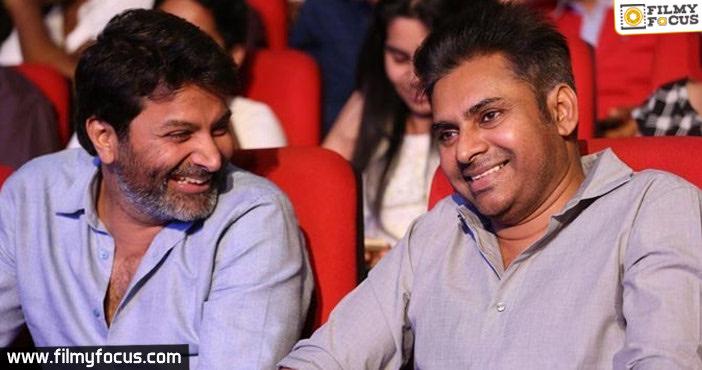 Pawan kalyan, Director Trivikram Srinivas, Katamarayudu, Anirudh, Actress Keerthy Suresh, Actress Anu Emmanuel,
