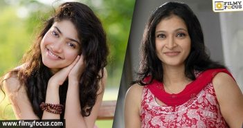 Sai Pallavi, Manjula, Actress Sai Pallavi