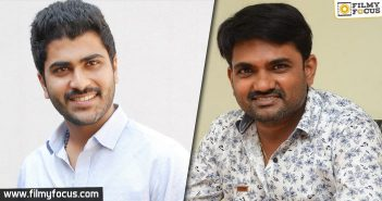 Actor Sharwanand, Director Maruthi, Babu Bangaram Movie, Shatamanam Bhavati Movie, dil raju