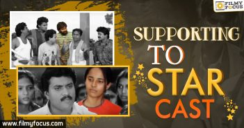 Supporting To Star Cast
