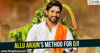 Allu Arjun, Duvvada Jagannadham, Duvvada Jagannadham Movie, Harish Shankar,
