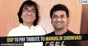DSP, mandolin srinivas, Nannaku Prematho,