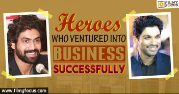 Heroes who ventured into business successfully