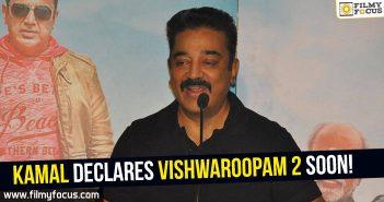 Kamal Haasan, Kamal Haasan Movies, Vishwaroopam 2,