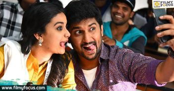 Actress Keerthy Suresh, Keerthy Suresh Movies, Nenu Local Movie, nani