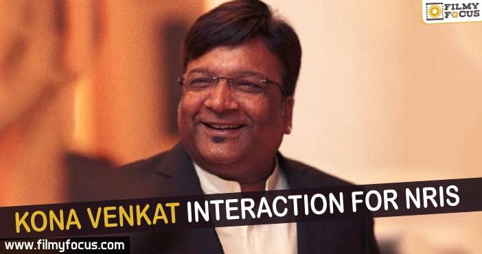 Kona Venkat, Writer Kona Venkat, Kona Venkat Movies