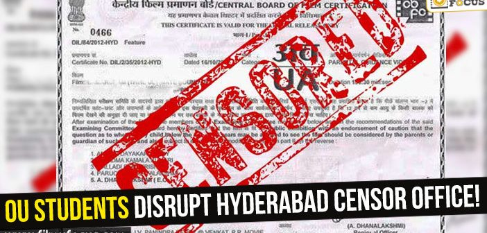 OU students, censor board