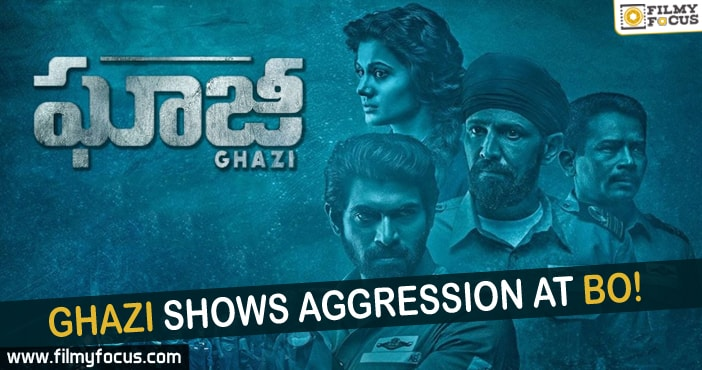 Ghazi, Ghazi Movie, Ghazi The Attack, Rana, Rana Daggubati