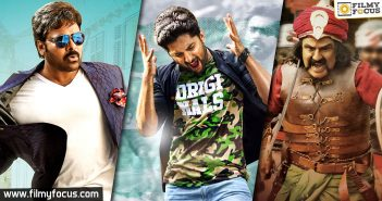 Nenu Local Movie, Khaidi No 150 Movie, Shatamanam Bhavati Movie, Gautamiputra Satakarni Movie,