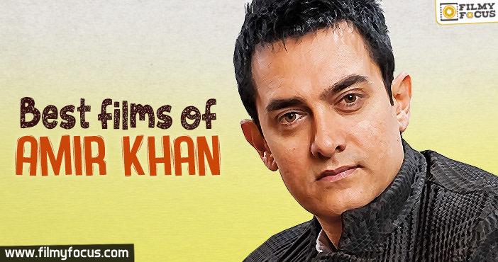 10 Best films of Aamir khan