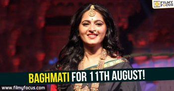 Anushka, Baghmati Movie, Anushka Shetty,