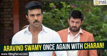 Arvind Swamy, cheliya movie, Dhruva Movie, Mani Ratnam, Ram Charan, Ram Charan with Mani Ratnam