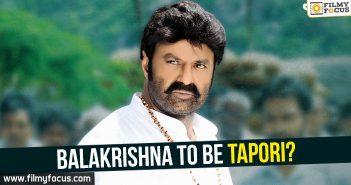 Balakrishna, balakrishna 101 film, Balayya Babu, Chiranjeevi, Director Puri Jagannadh, tapori movie