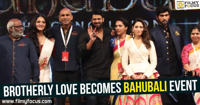 Actress Tamannah, Anushka, Baahubali – 2, Baahubali 2 audio launch, Director Rajamouli, k.raghavendrarao, Krishnam Raju, Prabhas