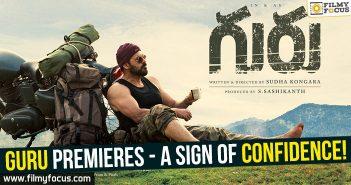 Guru Movie, Guru, Guru 2017 Movie, Venkatesh