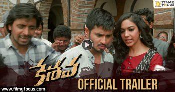 Keshava Official Teaser, Nikhil, Ritu varma, Isha Koppikar, Sudheer Varma, Keshava Telugu Movie, Keshava Movie Teaser, Keshava Teaser