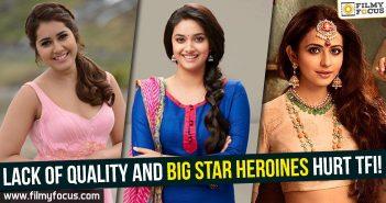Keerthy Suresh, Koratala Siva, Raashi Khanna, Rakul Preet Singh, Samantha, Kajal