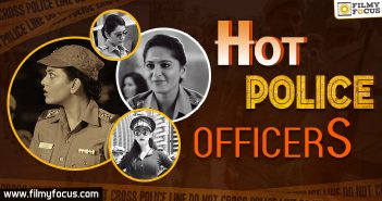 Hot and Beautiful in Police Avatar