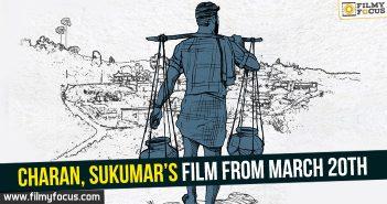 Ram Charan, Sukumar, Samantha, #RC11