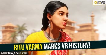 Ritu Varma, Actress Ritu Varma, Baahubali, Baahubali VR