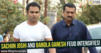Bandla Ganesh, producer bandla ganesh, RGV, Sachin Joshi, Veedevadu movie, veedevadu trailer