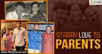 Starry Love To Parents