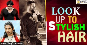 Look up to Stylish Hair