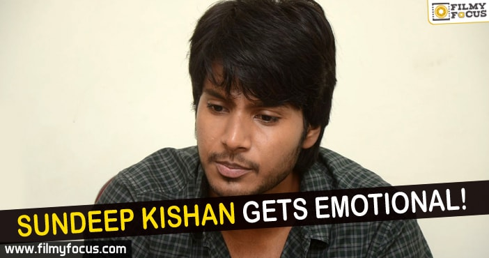 Sundeep Kishan, Nagaram Movie, Maanagarm Movie, Regina,