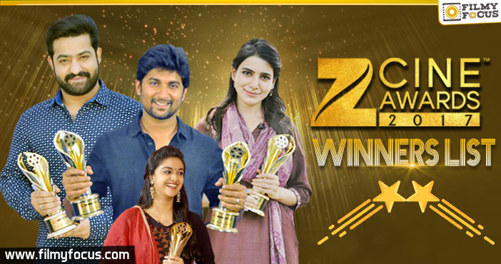 Zee Cinema Awards 2017 Winners List