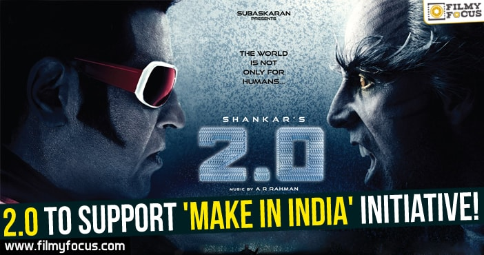 Rajni's 2.0, 2.0 Movie, Robo 2, Rajinikanth, Shanker