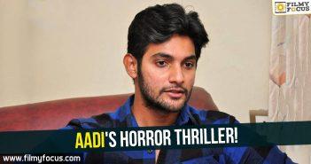 Aadi, Hero Aadi, Sai kumar's son Aadi, etv prabhakar, Geetha Arts, GA2,