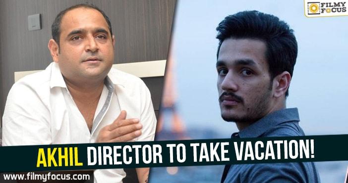 Akhil, Akkineni Akhil, Vikram Kumar, Director Vikram Kumar