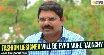 fashion designer son of ladies tailor movie, Madhura Sreedhar, Sumanth Ashwin, Director Vamsi,