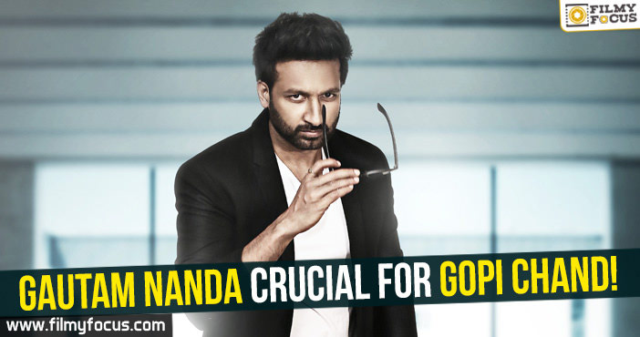 gopi chand, Gopichand Movies, Gautam nanda movie,