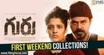 Guru Movie, Venkatesh, Saala Khadoos, Ritika Singh