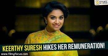 Actress Keerthy Suresh, Keerthy Suresh, Pawan kalyan, Director Trivikram Srinivas, Actress Savitri Biopic,