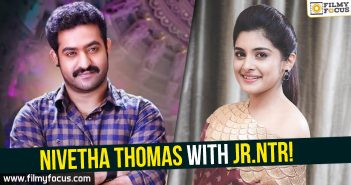 Actress Nivetha Thomas, Actress Raashi Khanna, Director Bobby, Jai lava kusa movie, Jr Ntr, Kalyan Ram, NTR, NTR27