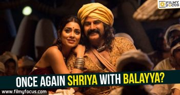 Actress Shriya Saran, Balakrishna, Balayya Babu, Director Puri Jagannadh, Gautamiputra Satakarni Movie, NBK101