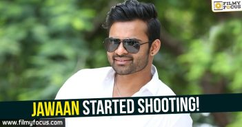 Sai Dharam Tej, Jawaan Movie,