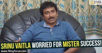 Srinu Vaitla, Mister Movie, Lavanya Tripathi, Hebah Patel
