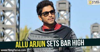 Allu Arjun, Allu Arjun Movies, Director Harish Shankar, Duvvada Jagannadham Movie, Pooja Hegde
